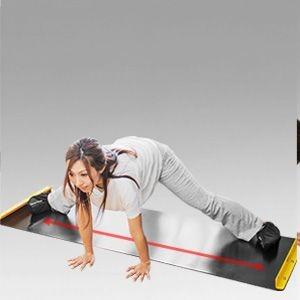 Plank jacks
